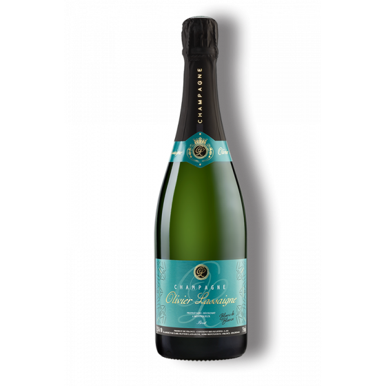 Champagne Olivier Lassaigne Blanc de Blancs