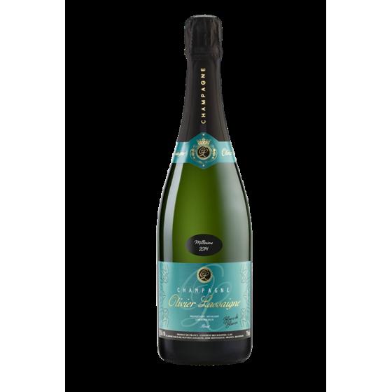 Champagne Millésime Blanc de Blancs 2014